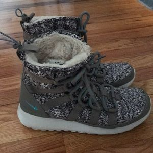 best loved c1526 9d6ad ... new zealand nike roshe one hi sneakerboot 0d863 7094d